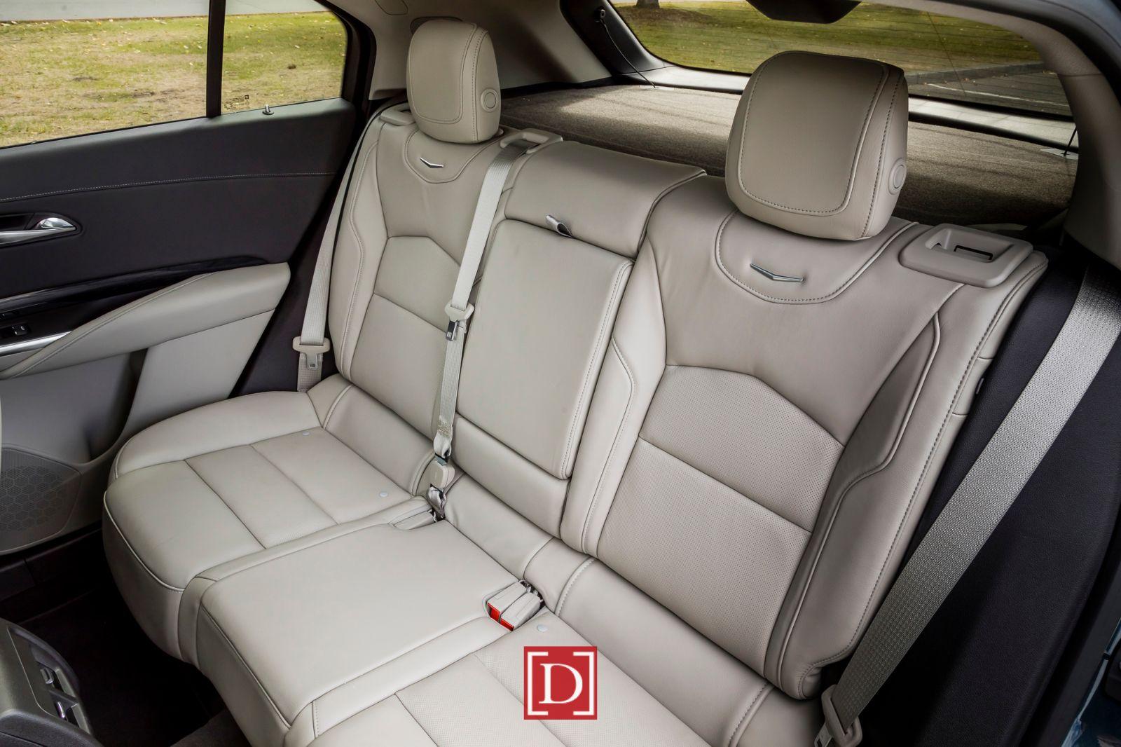 Cadillac XT4 Premium Luxury (US-Version)