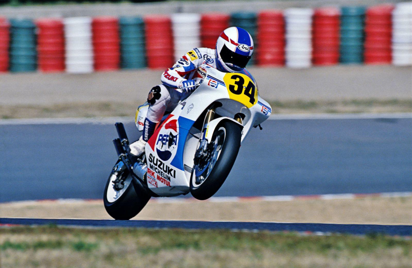 Schwantz, Japanese GP 1989