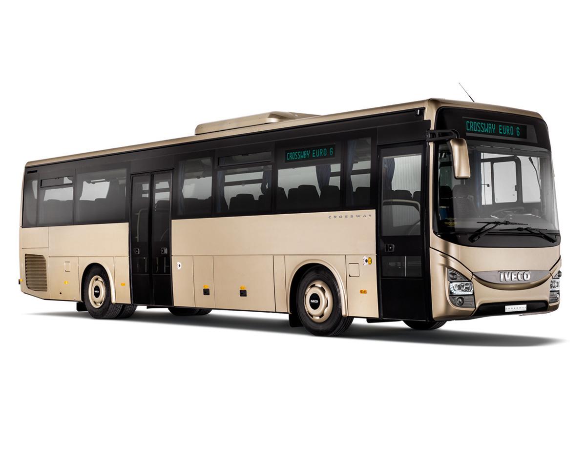 Disponibile La Nuova Gamma Iveco Bus Euro Vi Il Dossier