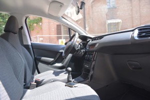 interni citroen c3 selection